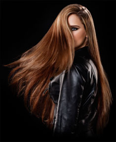 Fusion Hair Extensions and Mobile Hairdresser service on the Gold Coast. Service: Robina, Varsity, Palm Beach, Burleigh, Broadbeach and Surfers Paradise.